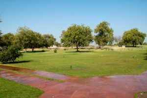 Garden around Rani ki Vav Patan