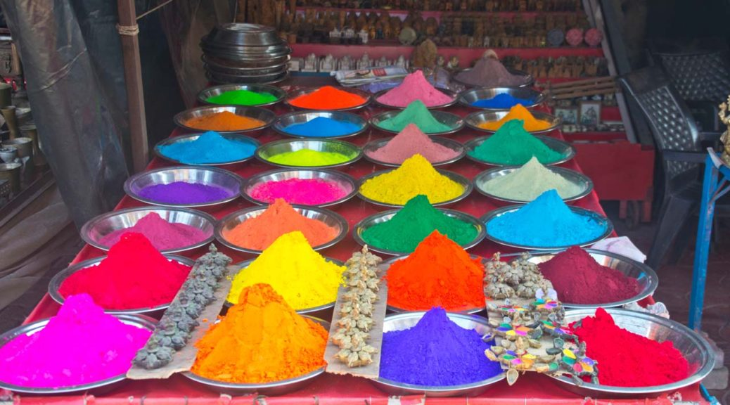 Colours in Market