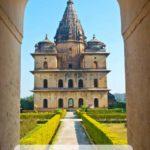 Orchha Cenotaphs - Madhya Pradesh