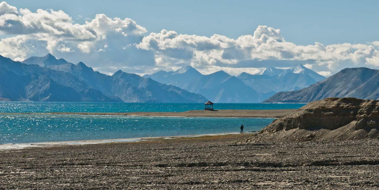 Pangong Lake 36