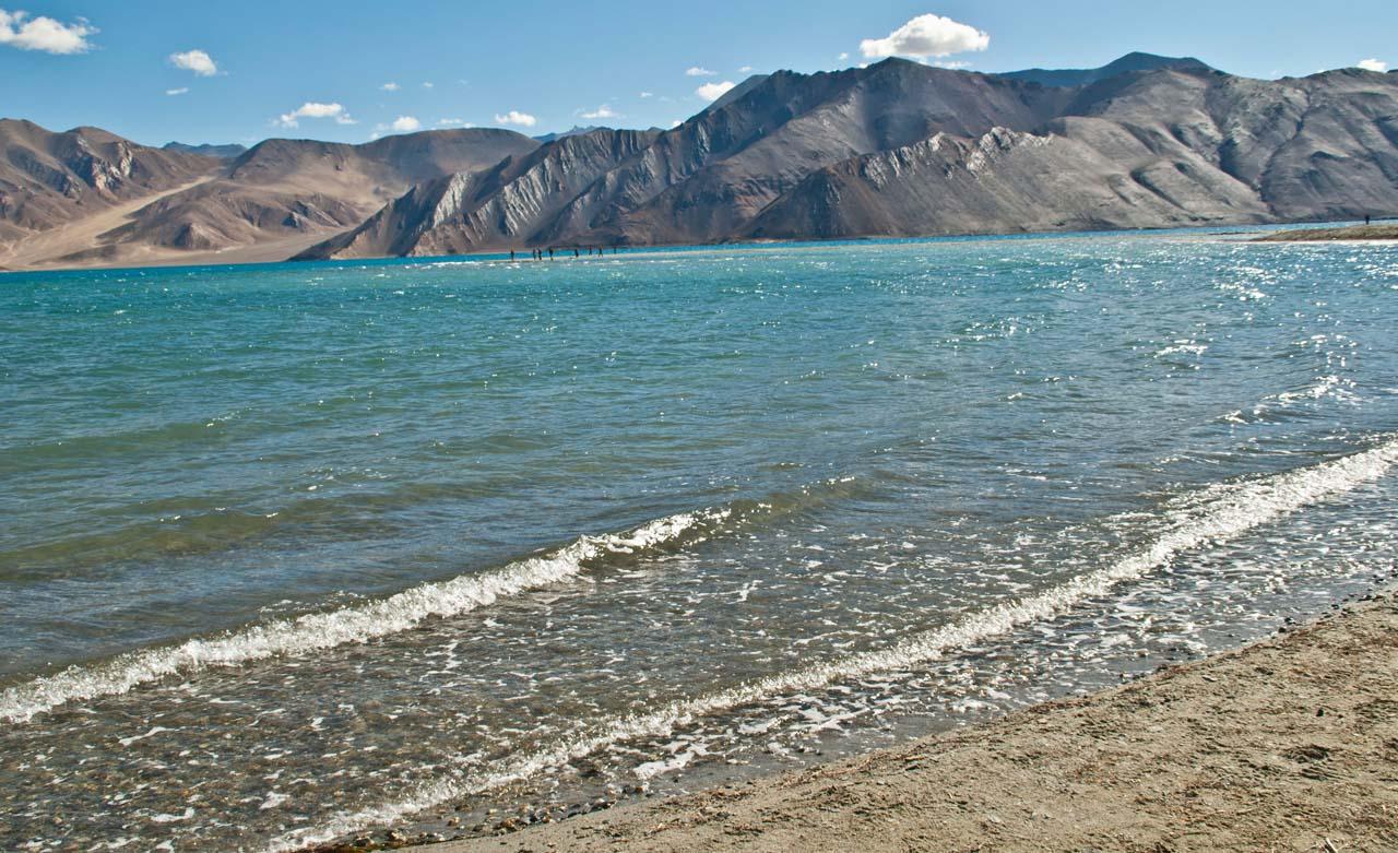 Pangong Lake 43