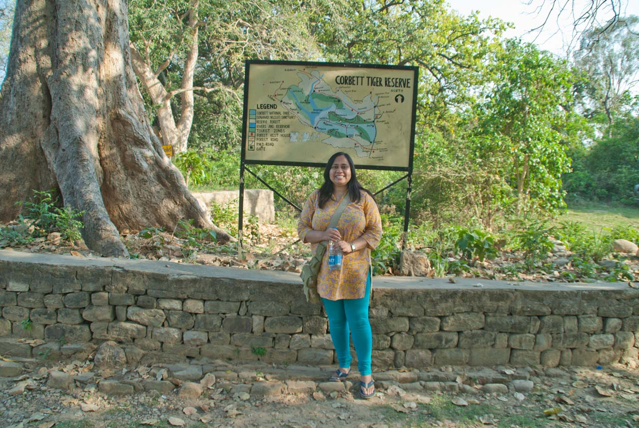 My travel to Jim Corbett & another no show by Tiger