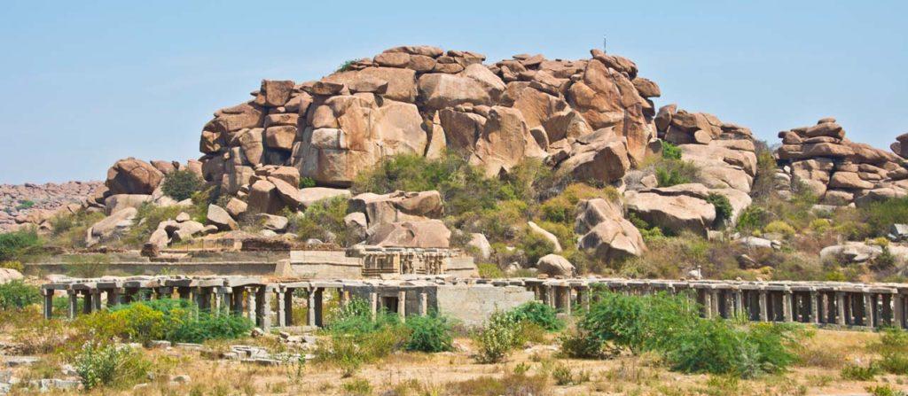 Hampi Monuments 18