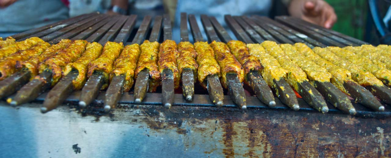 Old Delhi food – Don't count Calories
