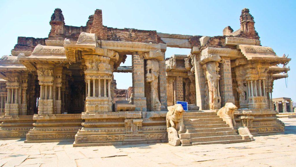 Hampi Monuments 25