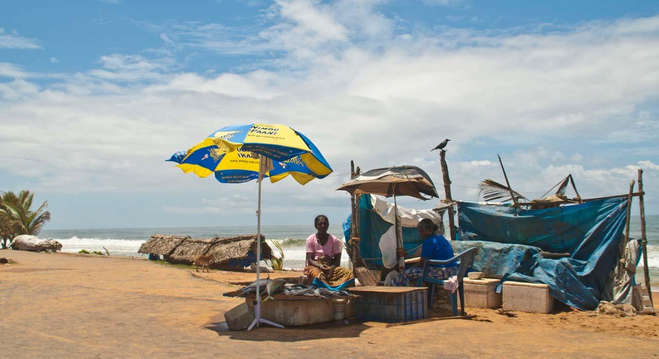 Shankumugham Beach