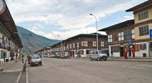 Places to see in Paro market