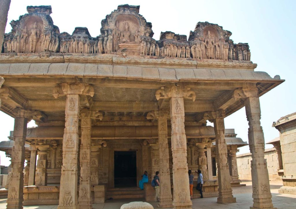 Hampi temple