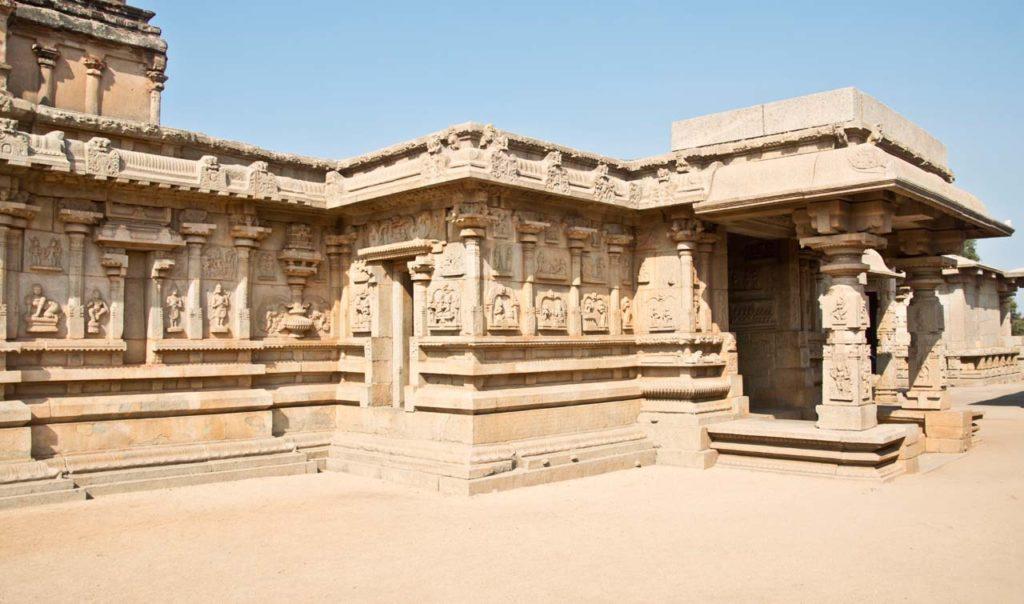 Hampi Monuments 56