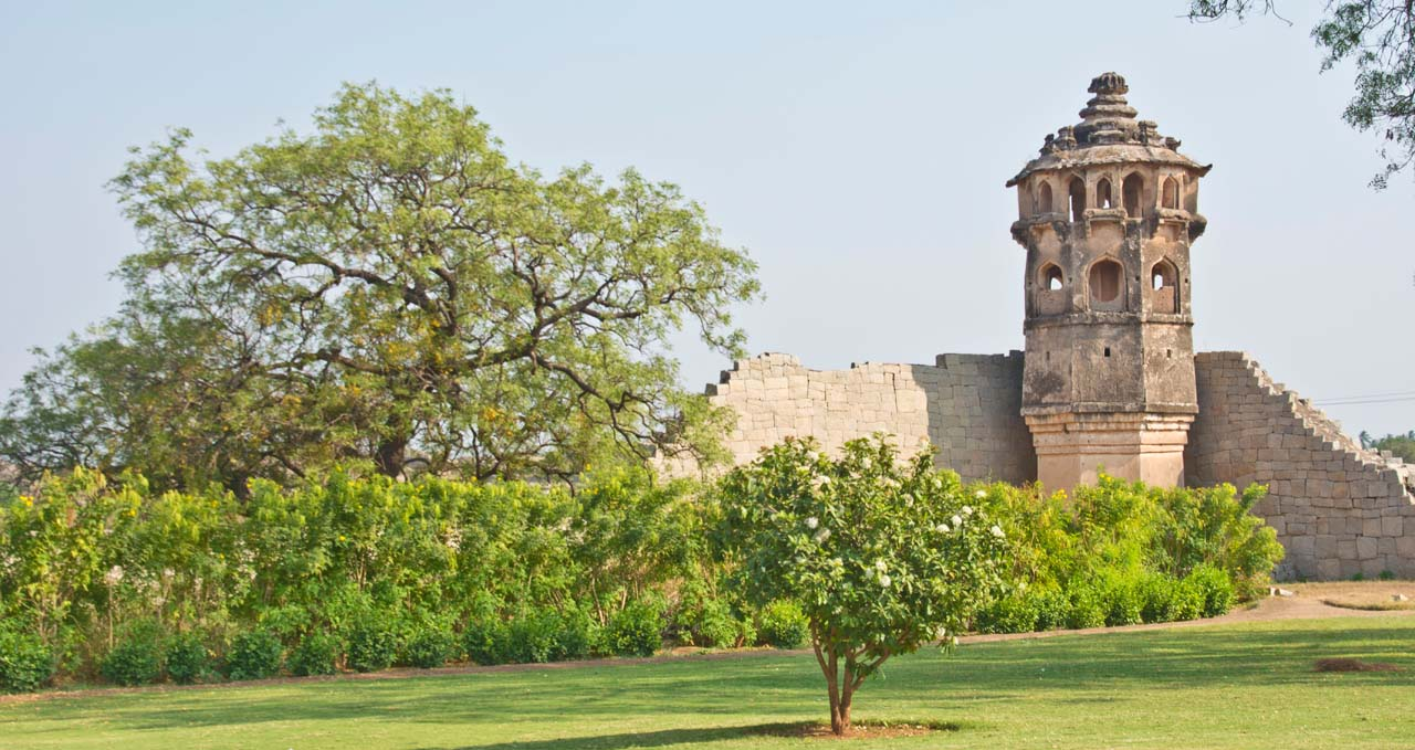 Watchtower Hampi