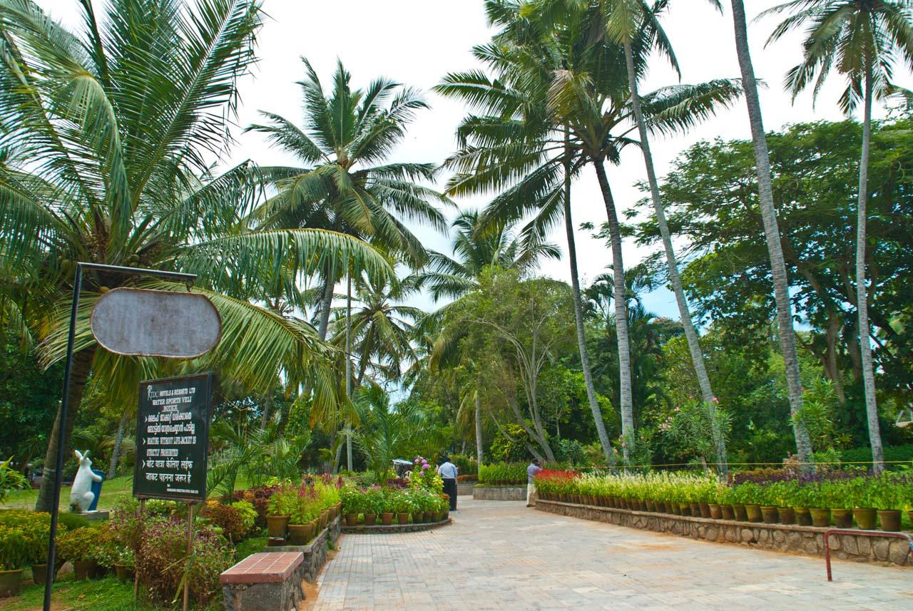 Veli tourist village