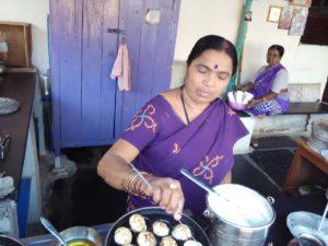 Breakfast Hampi Village