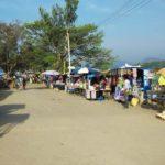 River Maret Hampi Village
