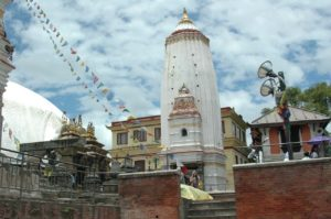 Swyambhunath Temple Kathmandu Nepal