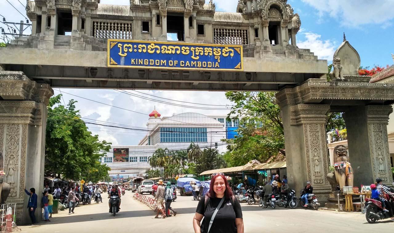thailand cambodia border crossingme