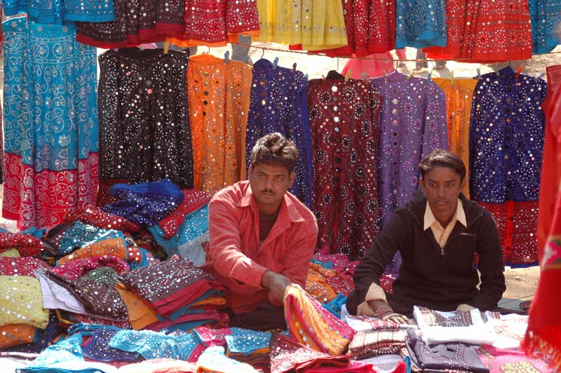 Travel tips for India from Personal Experience Stall