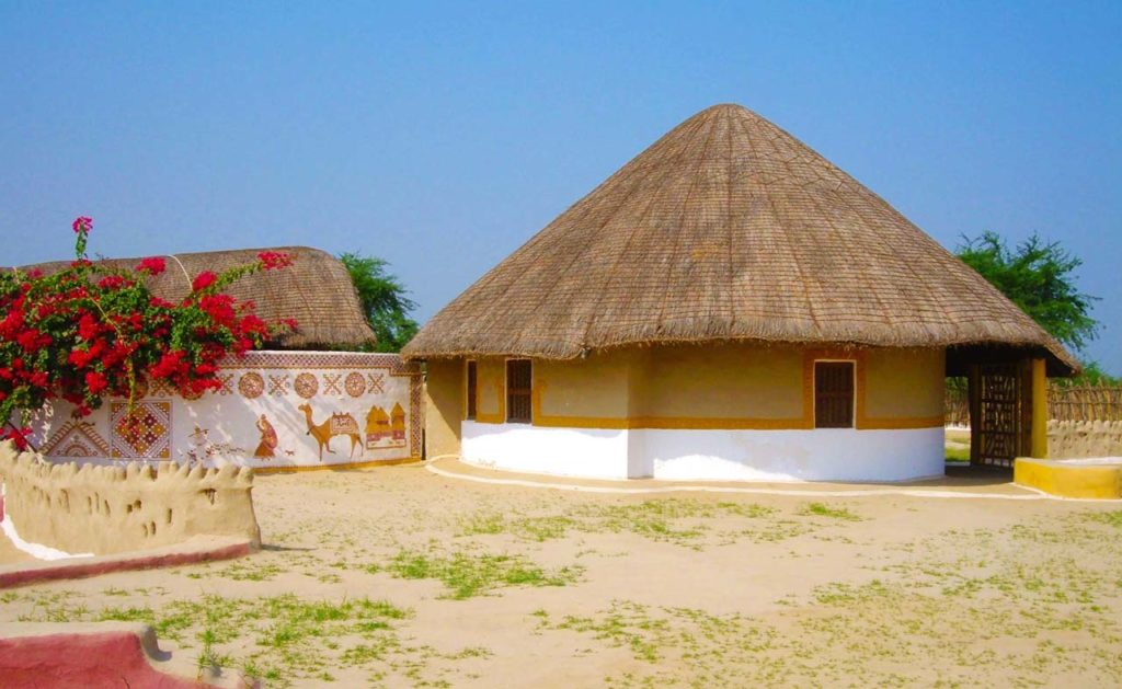 Hut in Kutch Most Beautiful Places in India