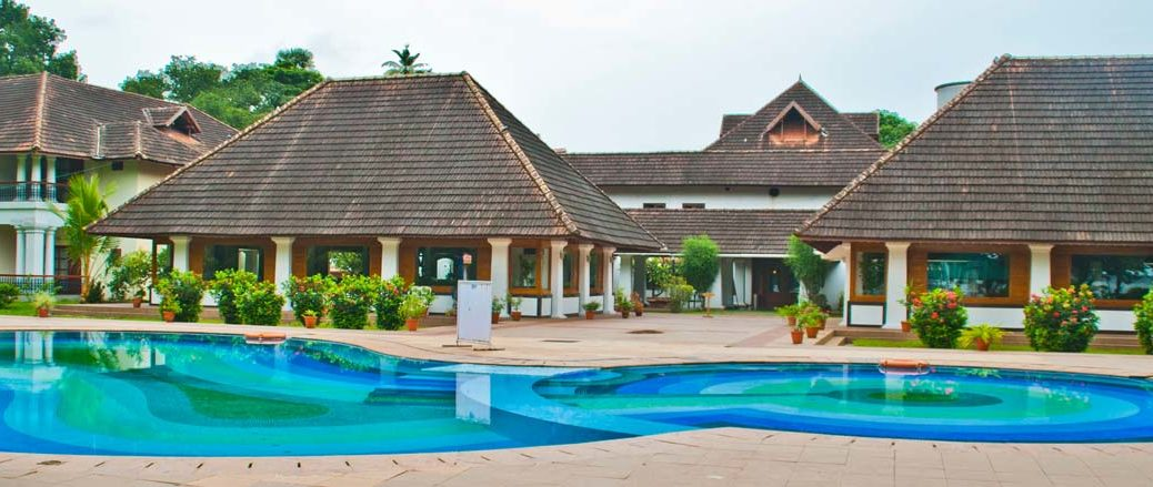 Bolgatty Palace and Island Resort Pool