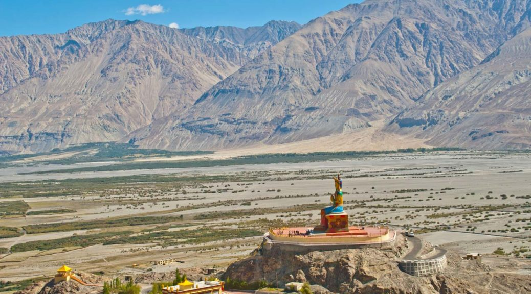 Leh to nubra valley via khardung la