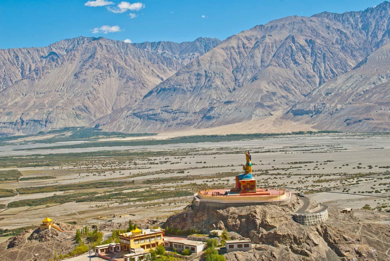 Leh to Nubra Valley via Khardung La – Things to Do