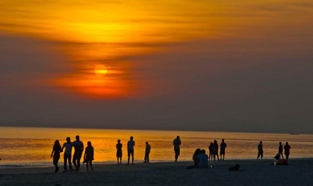 Radha Nagar Beach Most Beautiful Places in India
