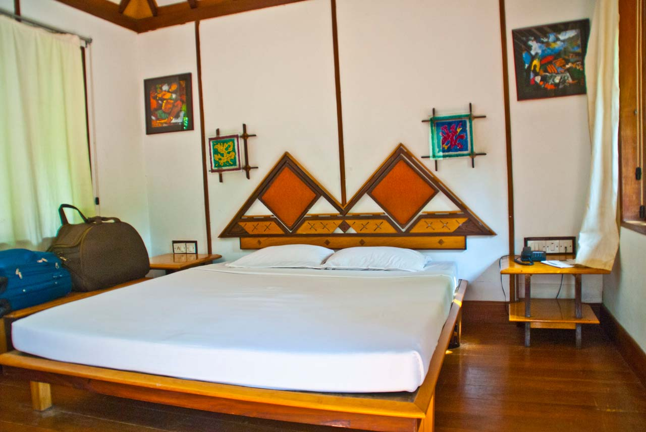 Room in Waterscapes KTDC Backwater Resort