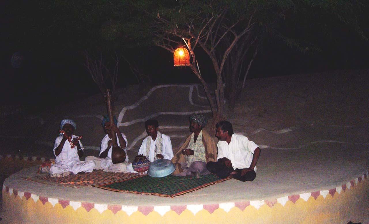 Singers Shaam-e-Sarhad Village Resort Kutch Gujarat