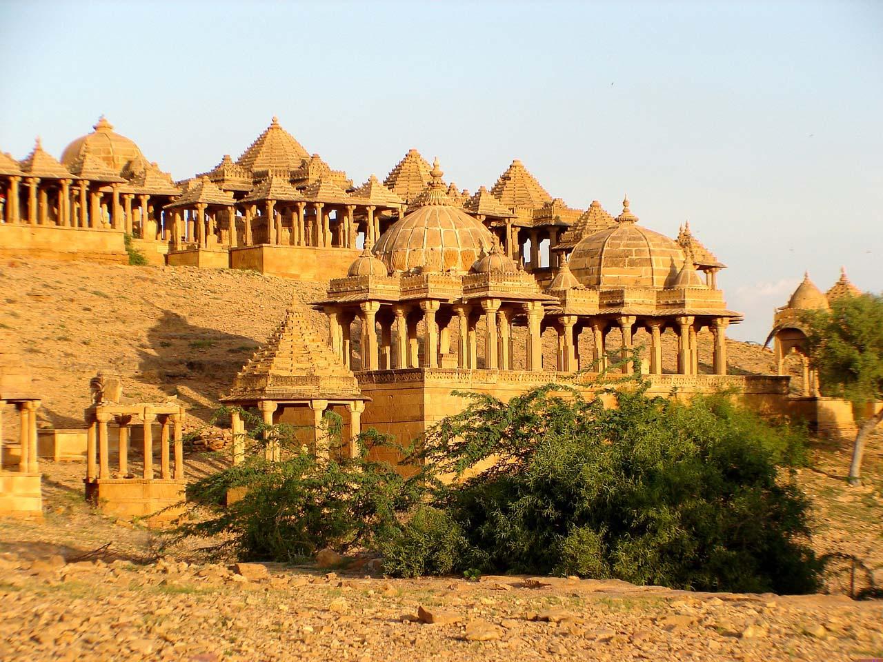 Bada Bagh Jaisalmer