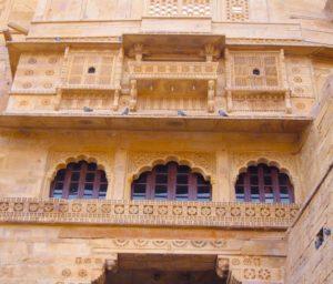 Jaisalmer Fort museum