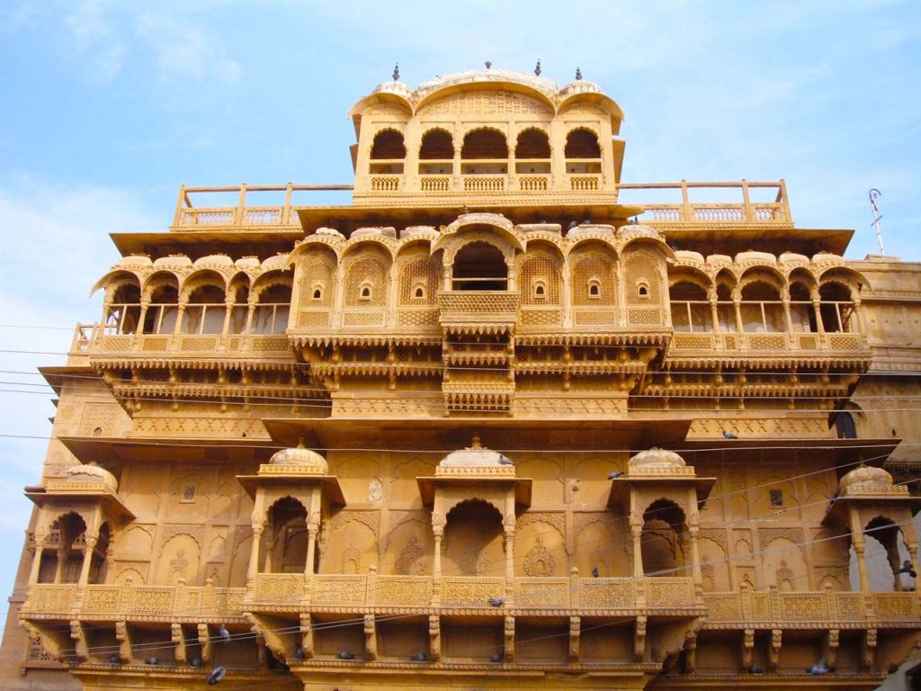 Jaisalmer's Places to Visit Palace