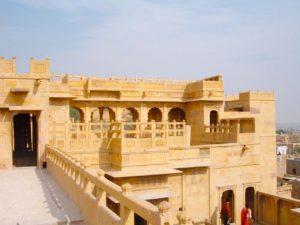 Jaisalmer's Places to Visit Patwon ki Haveli roof