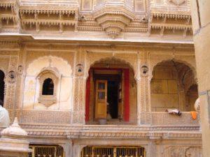 Nath Mal ki Haveli - Jaisalmer's places to visit