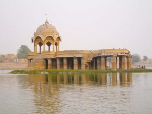 Gadisar Lake - Jaisalmer's places to visit