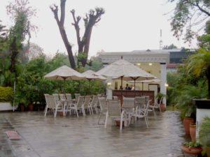 Shankar Hotel Kathmandu garden