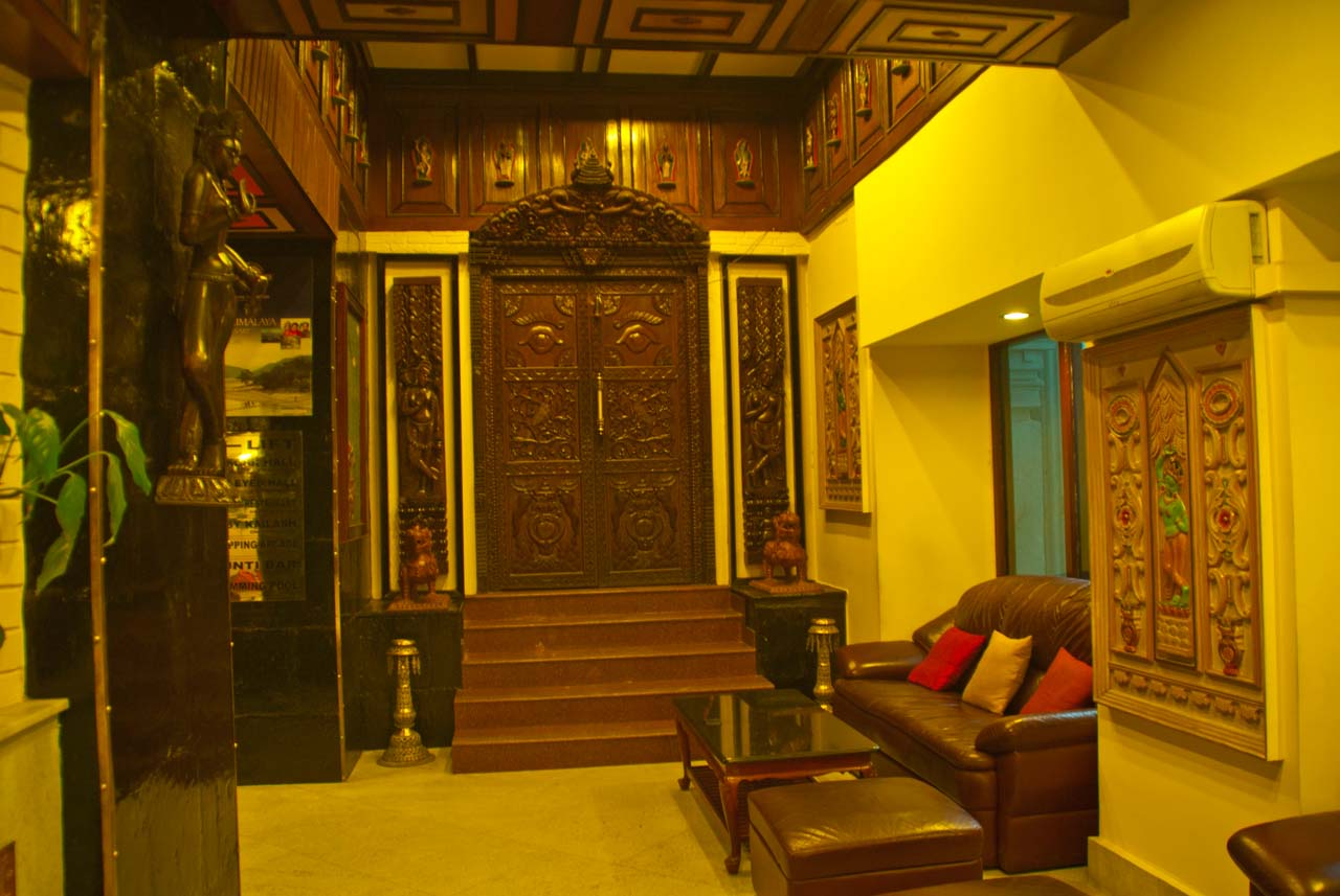 Hotel Shankar Kathmandu interior
