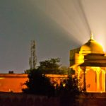 Akbar palace Light and sound show Ajmer