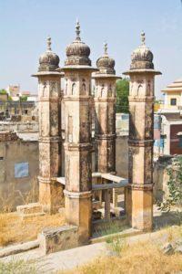 Well in Ram Gopal Poddar Chhatri - Ramgarh Rajasthan