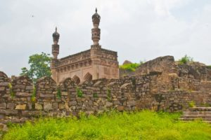 Things to do in Hyderabad India Golconda fort