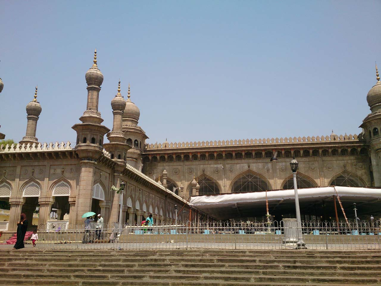 Macca masjid Hyderabad