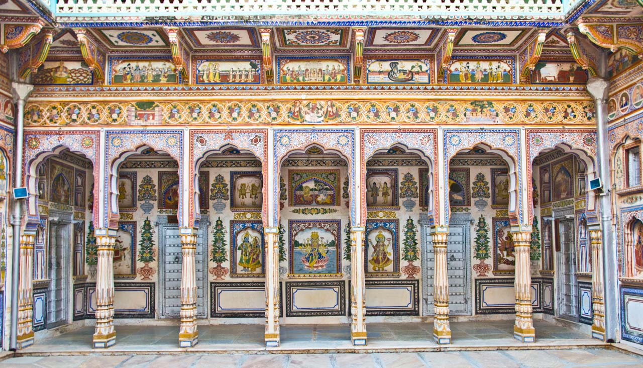 Shekhawati Region of Rajasthan – Open Art Gallery