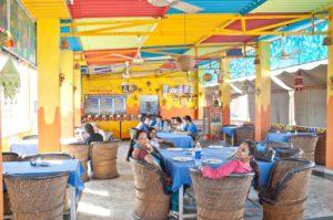 Pushkar cafe