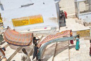 Pushkar lake ghat
