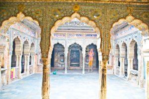 Shani temple Ramgarh Rajasthan