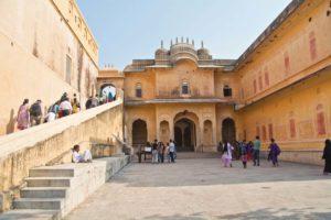 Jaipur fort Nahargarh Fort