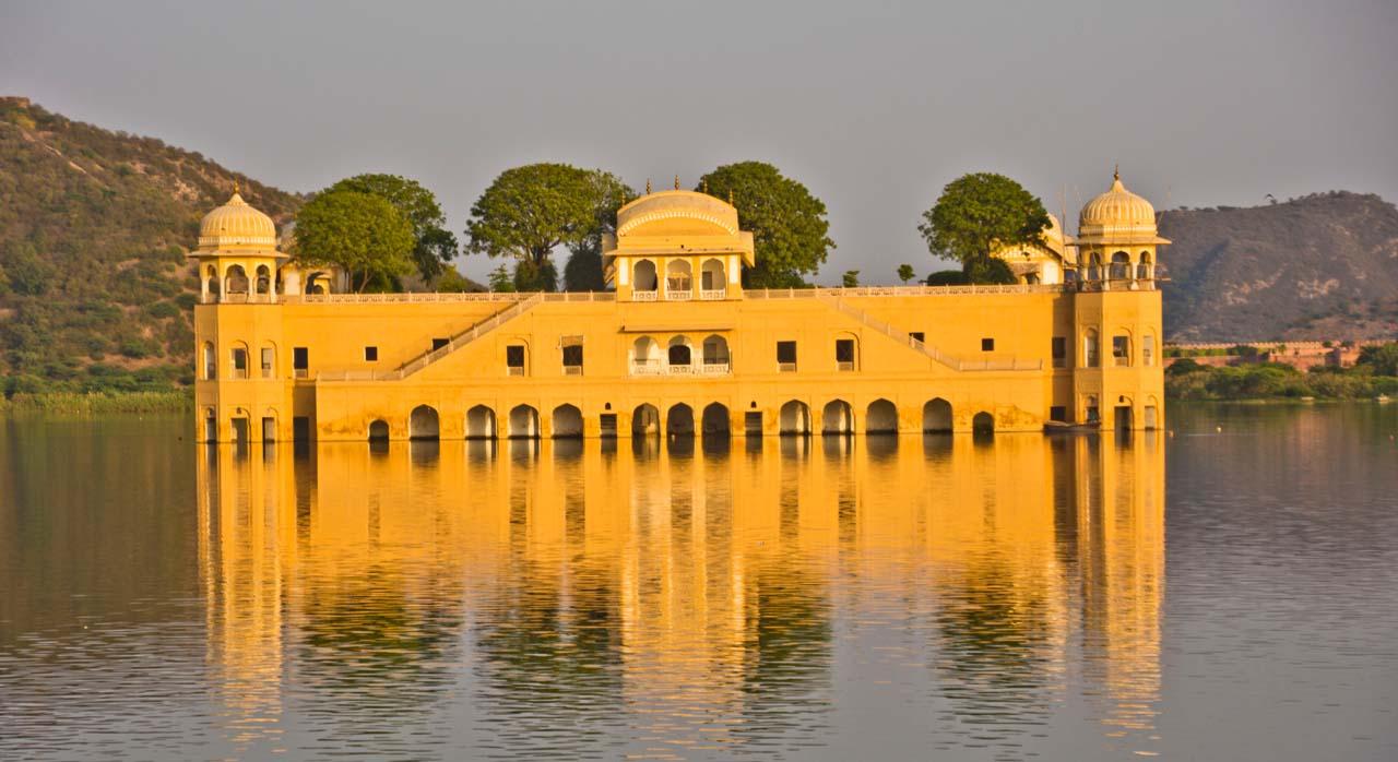 Jal Mehal Jaipur