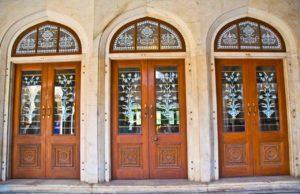 Albert hall museum jaipur doors