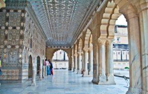 Sheesh Mehal Amer fort jaipur