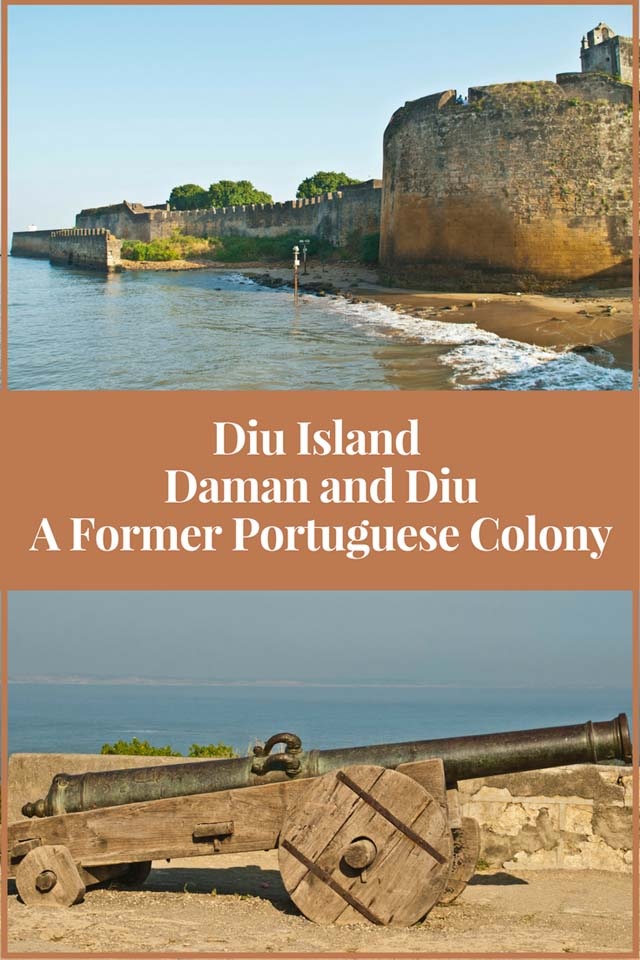 Diu Island - Daman and Diu A Former Portuguese Colony