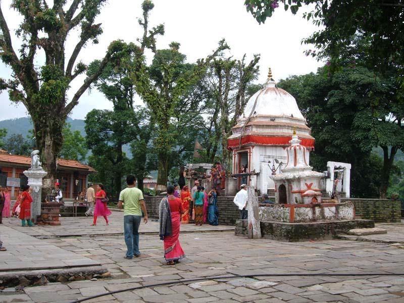 Bindhyabasini temple Pokara
