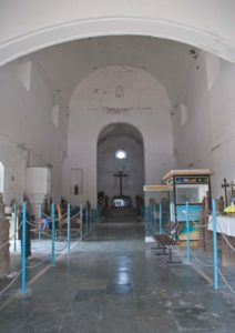 St Thomas church Museum Diu